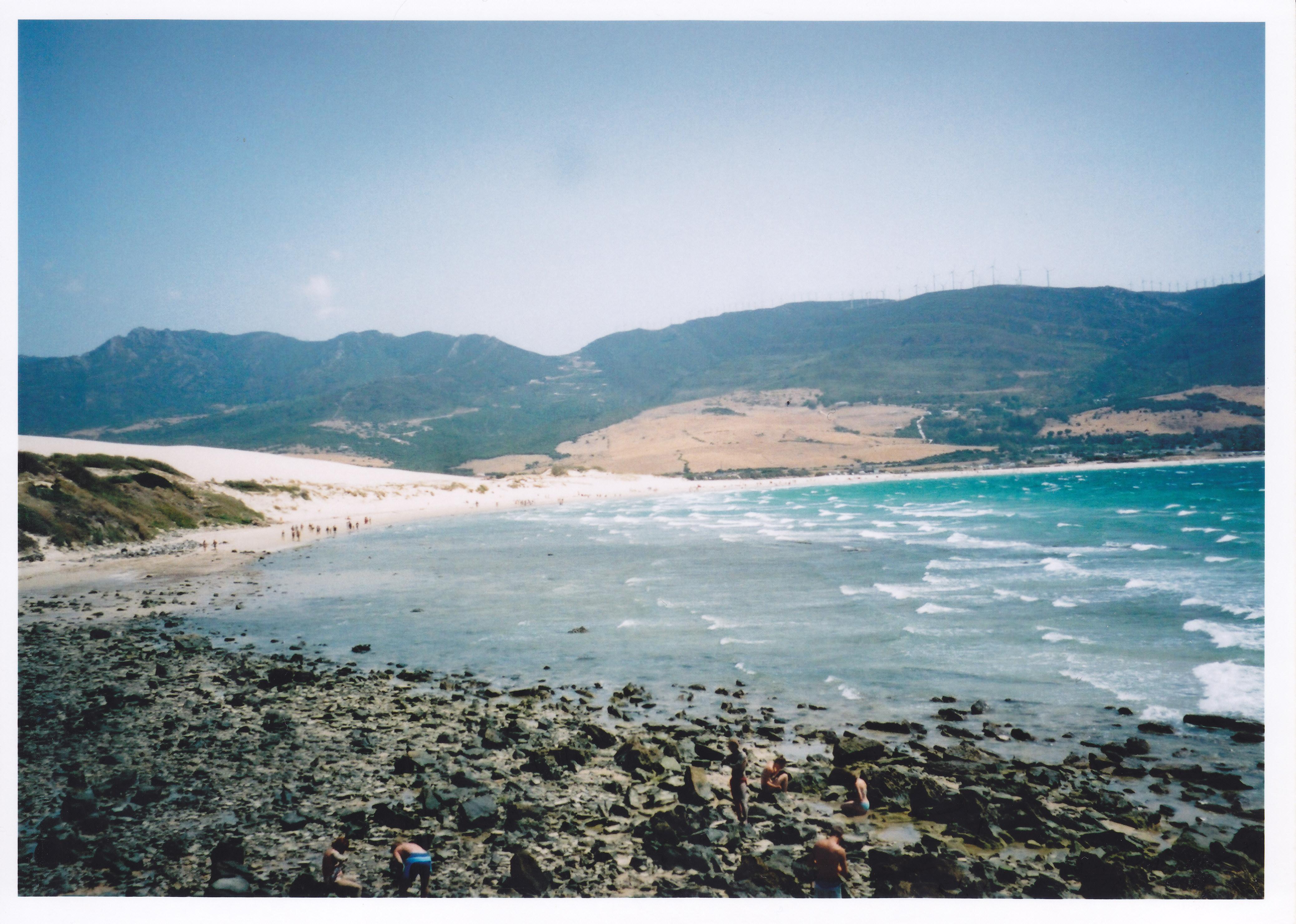 El para so m s cerca de lo que piensas playa de for Camping jardin de las dunas