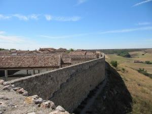 Urueña muralla