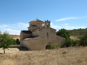 Urueña ermita