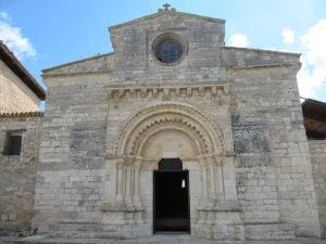 Portico iglesia