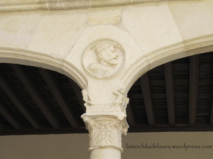 Palacio real medallones
