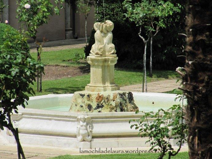 Fuente palacio