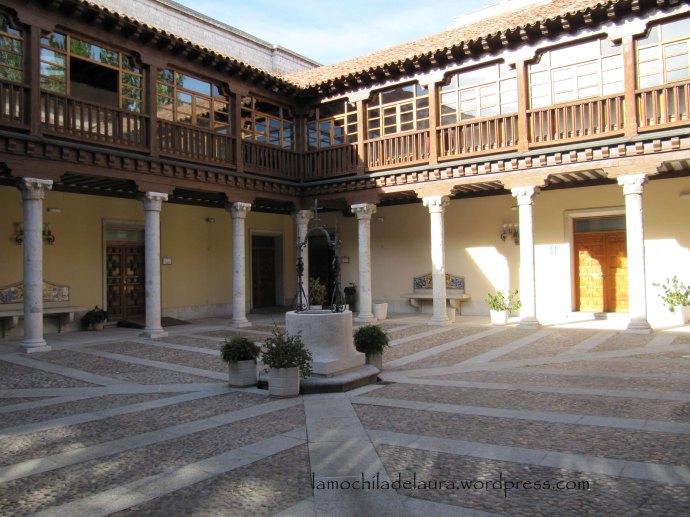 Patio palacio