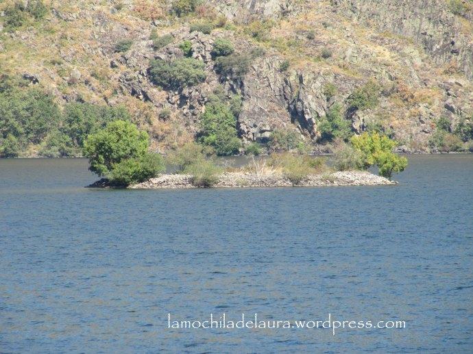 isla lago de sanabria