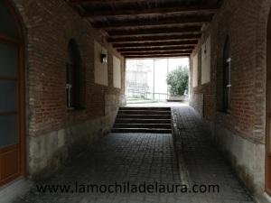 Entrada desde San Ignacio